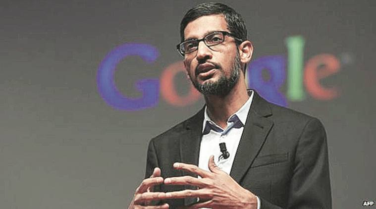 google, google ceo, google ceo sundar pichai, conservative voices, facebook, twitter, donald trump, us lawmaker, google criticism, Senate Intelligence Committee, Kent Walker, Sheryl Sandberg, Jack Dorsey, Keith Enright, mountain view company, google