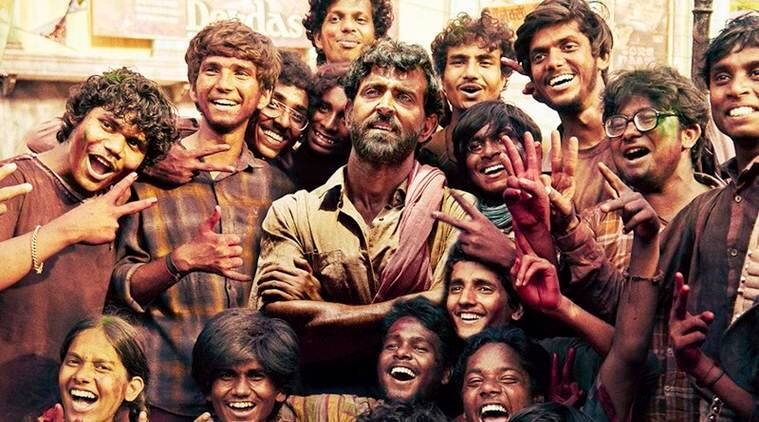 Posters of Hrithik Roshan-starrer Super 30 biopic released
