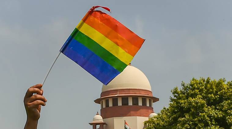 Section 377, section 377 supreme court verdict, section 377 decriminalised, section 377 criminalised, delhi high court on section 377, gay sex, lesbian sex, Indian express.