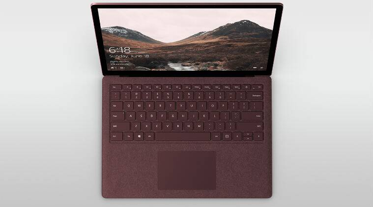 Microsoft Surface Laptop, Microsoft Surface Laptop Black colour option, Surface Laptop 2018, New Surface Laptop, Surface Laptop Intel 8th gen, Surface, Microsoft Surface