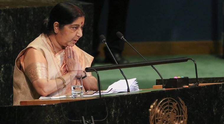Swaraj urges SCO members to back UN Security Council reforms