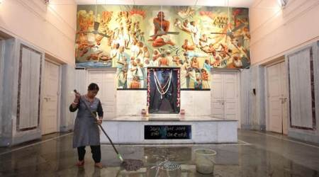 Swachh Bharat: 'I have been called a sweeper, it hurts... this is a temple, I am doing God's work'