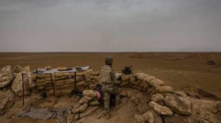 Fight to retake last ISIS territory begins