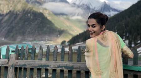 Taapsee Pannu: Will call myself a star the day people blindly put money on me