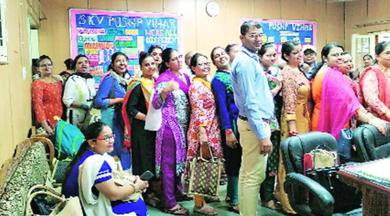 Biometric attendance: Teachers say reaching early to avoid queues