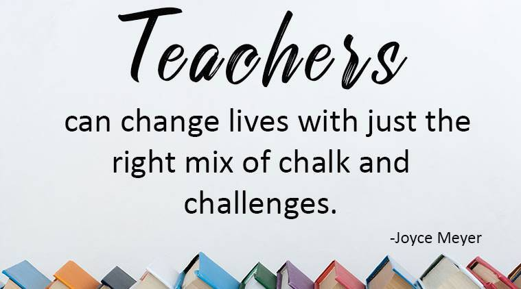 Happy Teachers Day 2018 Wishes Inspirational Quotes Status