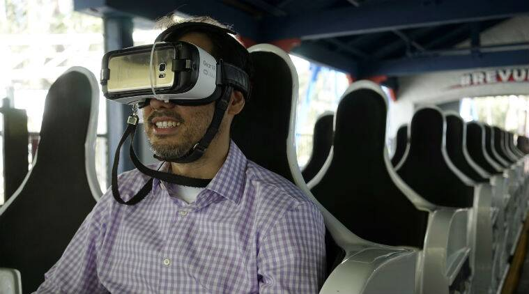 Virtual reality, Reality, User interface techniques, Metaphysics, Humancomputer interaction, New media, Mixed reality, Augmented reality, Capgemini, Immersive technology, Applications of VR, Capgemini Research Institute, employee change management, VR, utilities