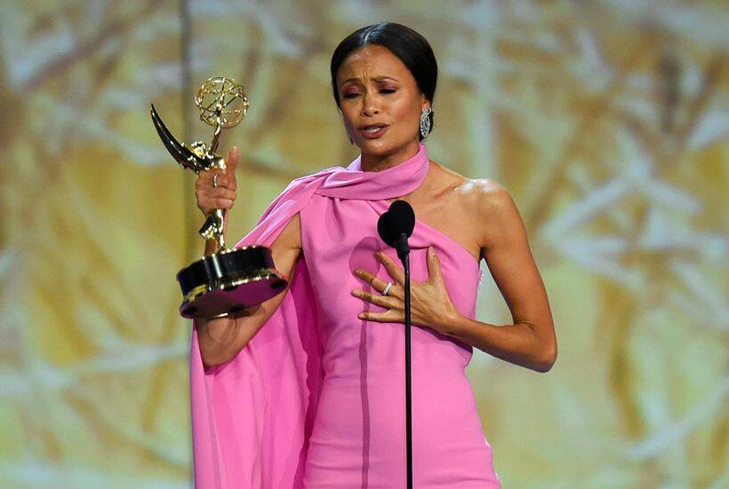 thandie newton emmy win