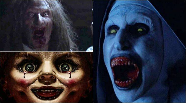 the conjuring films box office performances