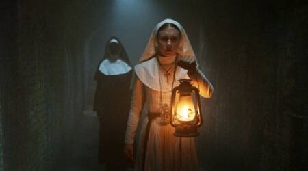 The Nun box office collection day 4