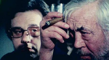 Orson Welles' last film The Other Side of the Wind makes it to the screen after 50years