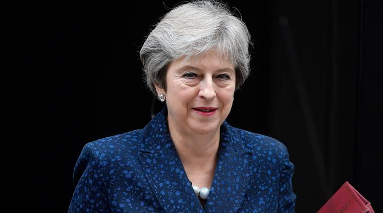 UK, Brexit, Theresa May, Britain PM, European Union, world news, Indian Express news