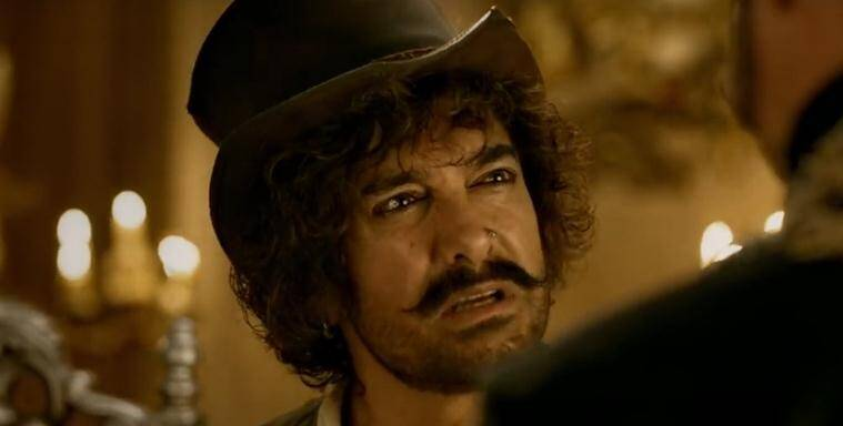 Thugs of Hindostan's trailer is a treat to watch