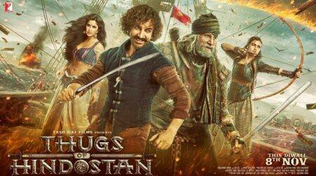 Thugs of Hindostan movie trailer release: Highlights