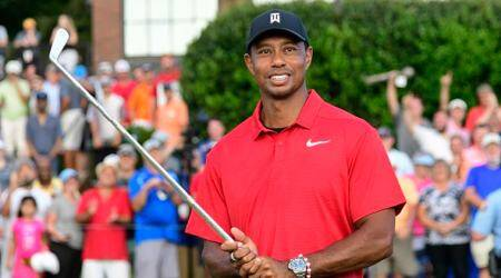 Tiger Woods can still match my 18 majors, says Jack Nicklaus