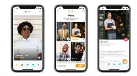 Tinder is top grossing app on Android, launches Top Picksworldwide