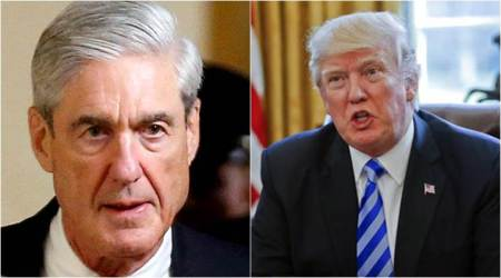 Robert Mueller OK with some written responses from Donald Trump