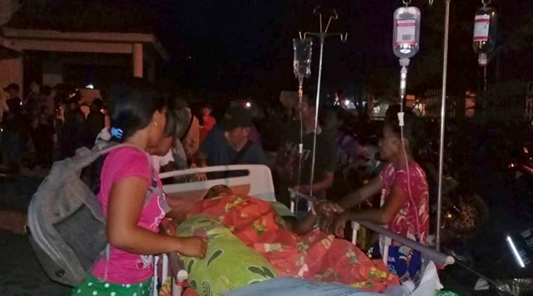 Indonesia natural disaster : Hundreds dead in Palu quake and tsunami