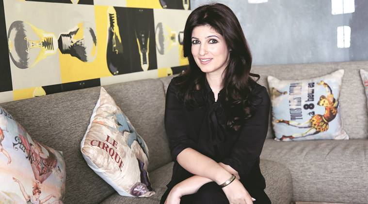 twinkle khanna, twinkle khanna novel, twinkle khanna pyajamas are forgiving, twinkle khanna book review, indian express, indian express news