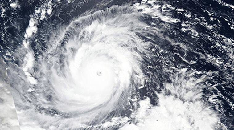 Typhoon Mangkhut makes landfall in Philippines