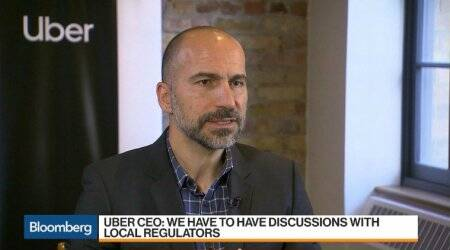 Uber to invest over $150 million in Toronto driverless car hub