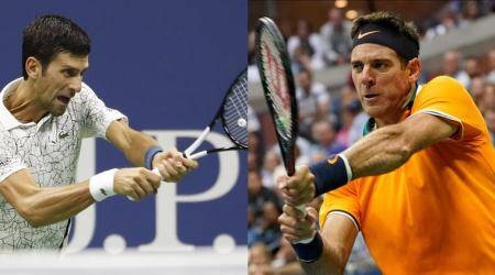 US Open Preview: Novak Djokovic and Juan Martin del Potro set for big clash ofstyles