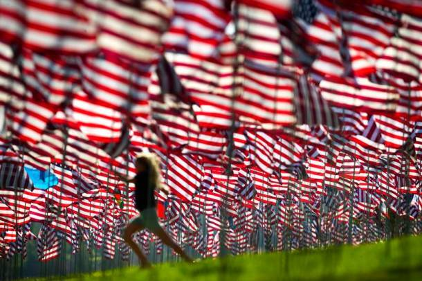 US observes 17th anniversary of 9/11 attack