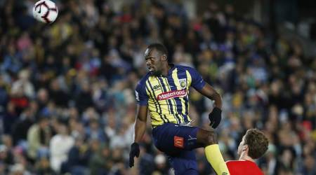 Usain Bolt could be a good full-back, says former Spain coach Vicente Del Bosque