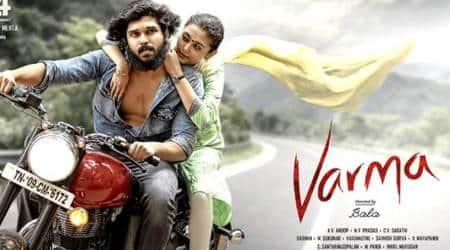 Varma teaser: Dhruv Vikram plays a modern-day Devdas