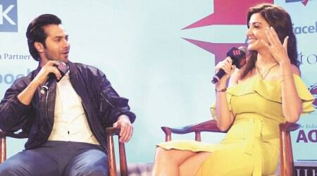 Anushka-Varun at Express Adda: When we land in trouble, no one helps, we don't want to take out morchas