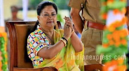 Vasundhara Raje: After second term, still confident of win