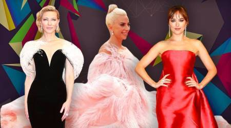 Lady Gaga, Dakota Johnson, Cate Blanchett: Best dressed at the Venice Film Festival 2018