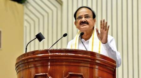 Hindi a symbol of socio-political, linguistic unity of India: Venkaiah Naidu