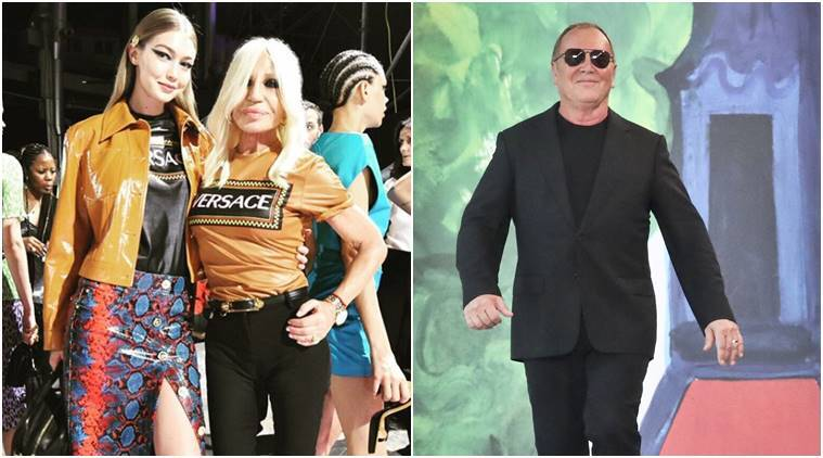 Michael Kors agrees to buy Versace for €1.83 billion