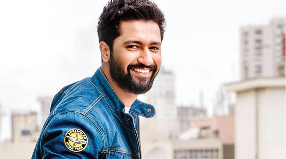 Vicky Kaushal: Stardom makes you smile for no reason | Entertainment  News,The Indian Express