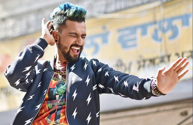 vicky kaushal look in manmarziyaan
