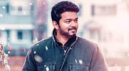 Sarkar: Vijay plays a vigilante in AR Murgadoss' film