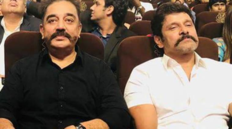 Vikram, Kamal Haasan film remake of Don't Breathe