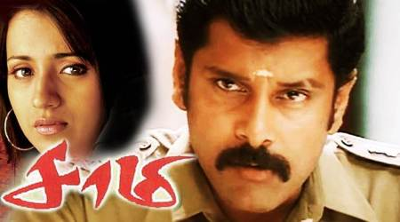 Saamy: Revisiting Vikram's morally flexible cop film