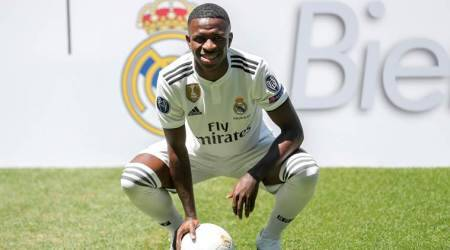 Vinicius Jr called into Real Madrid squad for Espanyol game