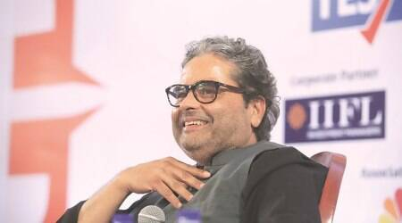 "Vishal Bhardwaj at Express Adda in New Delhi. (Express photo by Praveen Khanna) ""There is a psychosis of fear. If you say something, you will be personally targeted. We have seen that in the way Gauri Lankesh was killed. Bollywood can be just an entertainment form for you, but it's bread and butter for us."" That was one of Bollywood's most political filmmakers, Vishal Bhardwaj, opening up at the Express Adda Friday on why the industry hesitates to speak up when political controversies impact mainstream films such as Ae Dil E Mushkil, which faced calls for bans due to the casting of a Pakistani actor, and Padmaavat, which withstood protests for its portrayal of Rajput queen Padmavati. ""If we have spent Rs 40 crore on a film and then, one week or three days before, you start an agitation, the cost becomes Rs 140 crore before the film is released. They hit you where it hurts the most,"" Bhardwaj said. Referring to Charlie Chaplin's The Great Dictator, he said, ""When Charlie Chaplin showed Hitler playing football with a globe, he had a lot of money. What I am saying is that even if I had that kind of money, maybe I would not have that much courage. We never felt like this before. I am not saying that I liked the previous governments or I prefer one party over another. I have seen genocides by both governments. I was in Hindu College (Delhi) when the 1984 (anti-Sikh) riots broke out. I still feel pained about that. So, as an artiste, we take no sides. We take the side of the right and this I have always said, one who is not left is it is also the story of India and Pakistan. In Haider, he dwelt on the politics of conflict in the Valley. In Omkara, he went into the underworld. The filmmaker revealed that he was fascinated by Krzysztof Kieslowski's films in which ""the conflict is so strong that, even if the characters are not speaking and the film is very silent, you are on the edge of your seat"". ""The role of film is a mirror to society, which should be the work of the media,"" he said. But present-day journalism, he said, feels like a ""comedy show, it's like a comedy circus"". ""When you see Arnab (Goswami of Republic TV) is screaming on the screen, initially it feels like you can't see it and watch through, and then you start enjoying it,"" he said. Responding to a question, Bhardwaj agreed that journalism may have usurped the role of films. ""Perhaps, we should become more real and matter of fact, and tell the truth, for a change,"" he said. According to Bhardwaj, documentary films and Bollywood movies, such as 'Udta Punjab', speak about social realities. ""Then, the Censor Board says change the name of Punjab in Udta Punjab but the judiciary allows the film to be released. Anyway, we are considered as bhand (entertainers). We are a part of the Information and Broadcasting Ministry and not Ministry of Culture. We are entertainers, who never used to be taken seriously until recently,"" he said. Growing up in Meerut, Bhardwaj has travelled an arc, from a children's film called Makdee in 2002 to the thriller 7 Khoon Maaf in 2011, to a black comedy Matru Ki Bijlee Ka Mandola in 2013. He has imbued hard-hitting stories with lyricism in films such as Kaminey (2009) and relocated William Shakespeare's plays into Indian conflict settings — Maqbool (2003), Omkara (2006) and Haider (2014). He has also produced Ishqiya (2010) and Dedh Ishqiya (2014), among others. In his films, he said, he tried to tell the story ""from inside out, from the locals' point of view rather than the filmmaker's"". Omkara, adapted from Othello, he said, was based on the people he has met. ""I have seen street fights. I have seen gang lords and gang wars. I left Meerut in 1990 and I went back in 2005 to research for Omkara and I found things were exactly the same, in fact, even worse,"" he said. In the case of Haider, Bhardwaj said he stayed with Kashmiris in Anantnag to capture their lives and how they talk. ""It was fun to catch these nuances,"" said Bhardwaj who, while talking about his love for music and ghazals, sang a few lines of Bhupinder Singh's popular ghazal Dil Dhoondta Hai. A guest at the Adda, which is a series of informal interactions organised by The Indian Express Group and features those at the centre of change, Bhardwaj was in conversation with The Indian Express Deputy Editor Seema Chishti."