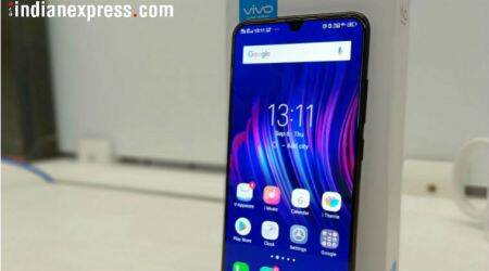 Vivo V11 Pro with in-display fingerprint scanner goes on sale in India tonight
