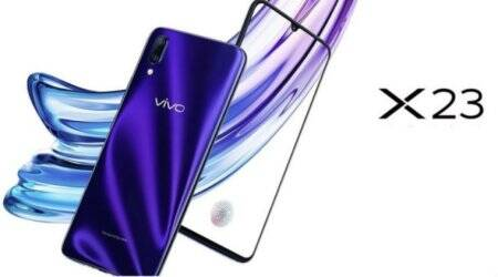 Vivo X23 with launched in China with Qualcomm Snapdragon 670 processor: Price, specifications