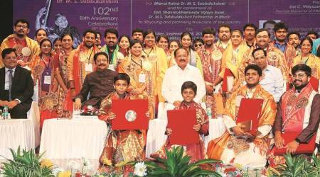 Naidu to students: Must promote your culture wherever yougo