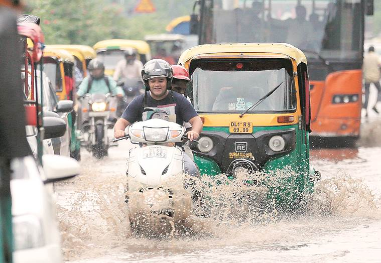 Hardlook — Why Delhi finds itself facing the same waterlogging crisis year after year