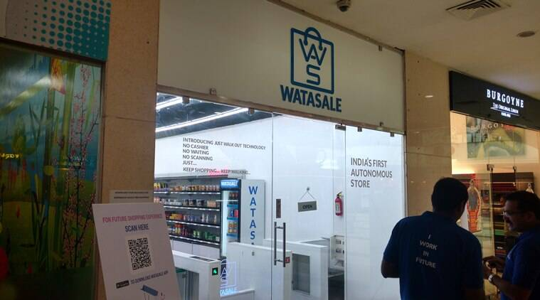 Watasale, India's first autonomous retail store, opens in Kochi, gets funding offer from Japan