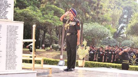 Western Command celebrates 71st raising day