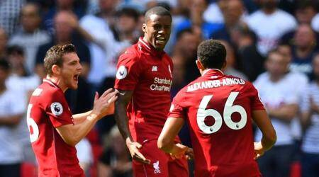 Premier League Highlights: Liverpool defeat Tottenham Hotspur 2-1 at Wembley