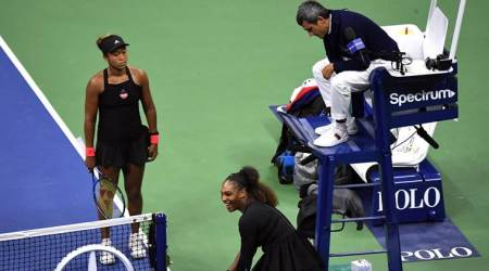 US Open chair umpire Carlos Ramos says he is 'fine'