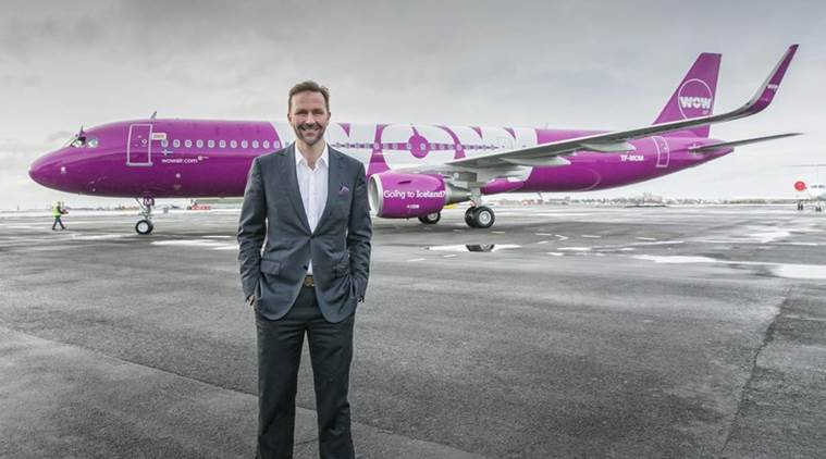 Iceland's WOW air offers tickets at Rs 13,499 for flights from Delhi to US, Canada, Iceland